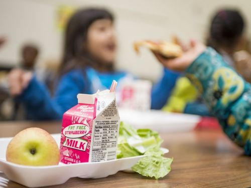 Schools Shouldn't 'Lunch Shame' Kids With Meal Debt