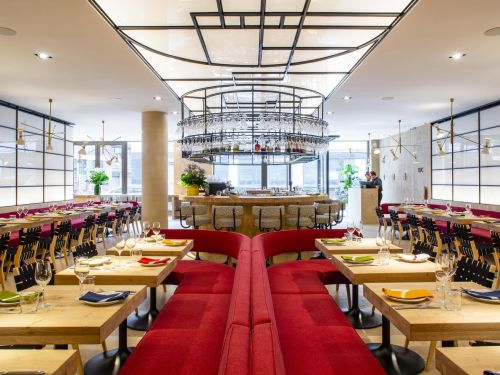 Inside Yotam Ottolenghi's Latest London Restaurant