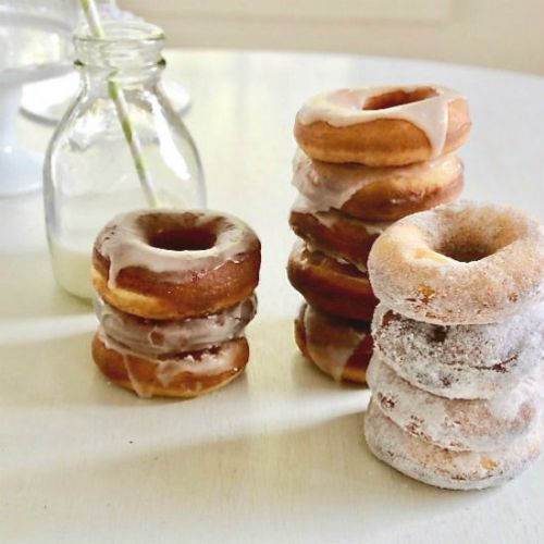 Overnight Yeast Donuts
