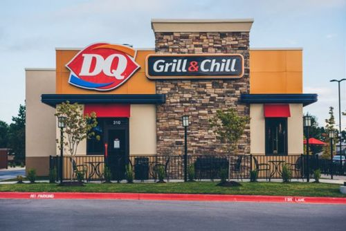 DQ Grill & Chill Restaurant Returns to Middletown