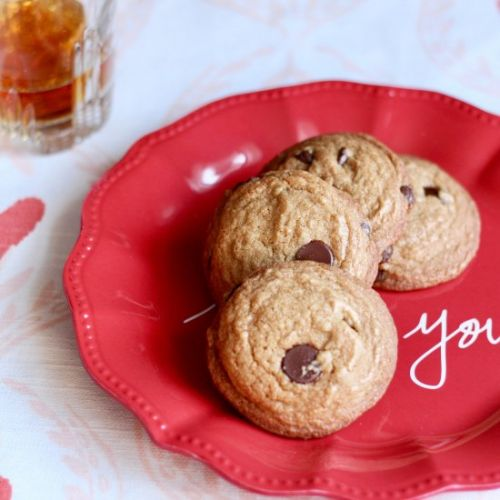 Brown Butter Bourbon Chocolate Chip