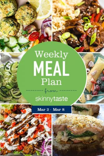 7-Day Weight-Loss Meal Plan