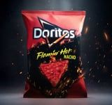 Flamin' Hot Doritos Just Launched, and We Can Already Taste the Spicy, Cheesy Goodness