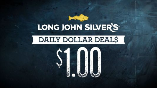 Long John Silver's Invites Guests to Catch a Daily $1 Deal