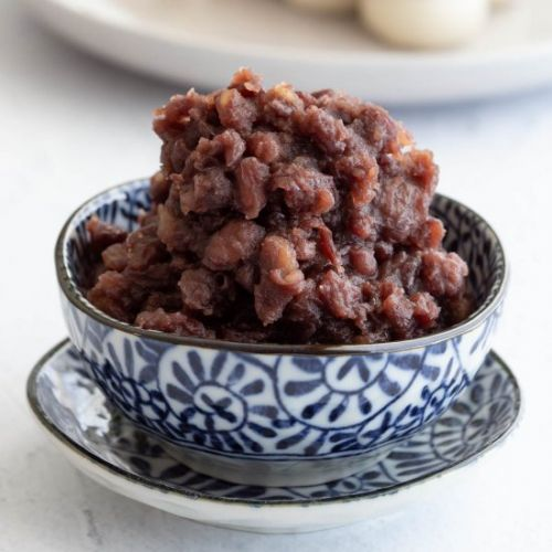 Sweet Red Bean Paste
