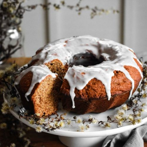 Rye and Honey French Spice Bread
