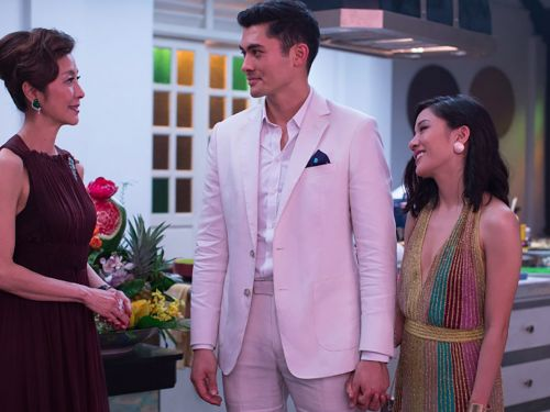 The Dumpling Table in 'Crazy Rich Asians' Is Where Two Worlds Collide