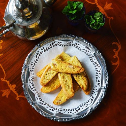 Spiced Moroccan Cookies