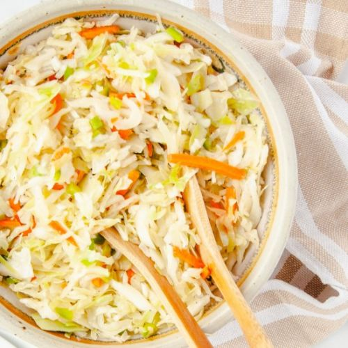 Old Fashioned Coleslaw