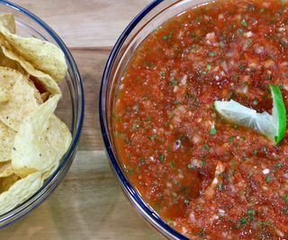 Homemade Salsa From Scratch
