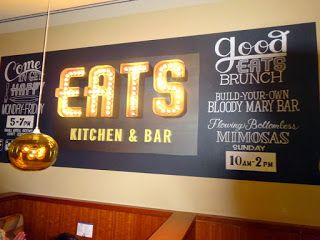 Getting Away from It All at EATS Kitchen and Bar