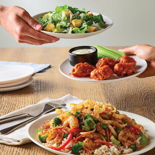 Applebee's 3-Course Meal is Back!