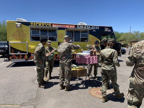 Dickey's Barbecue Pit Honors Military Members Ahead of Memorial Day