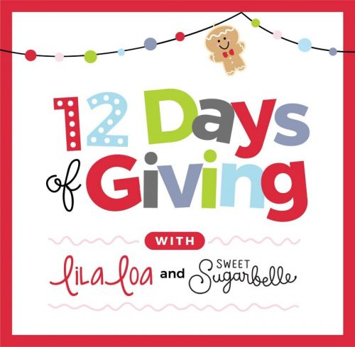 Day FOUR - 12 Days of Giving with LilaLoa and Sweet Sugarbelle - Periwinkles