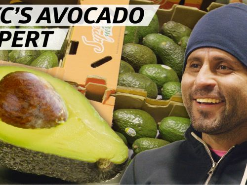 How 'the Avocado Guy' of NYC Supplies Michelin-Starred Restaurants