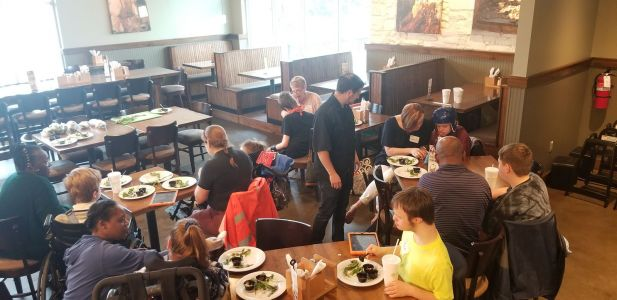 "Taziki's Mediterranean Café Virginia Launches ""HOPE"" Program"