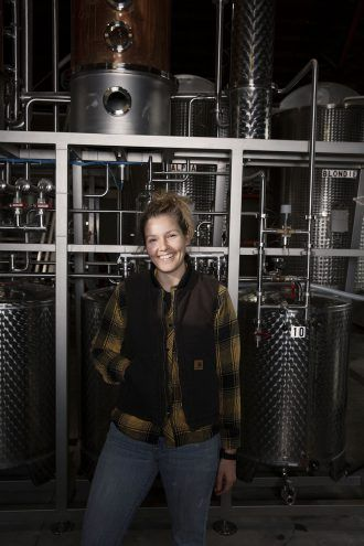 A Day in the Life: Lauren Patz of Spirit Works Distillery