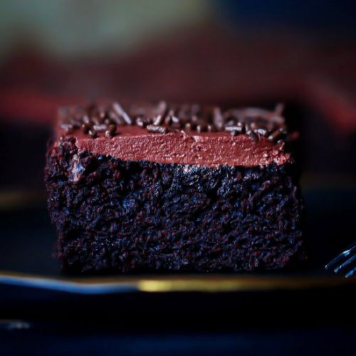 Gluten-Free Chocolate Sheet Cake