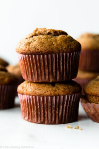 Quick & Easy Banana Muffins