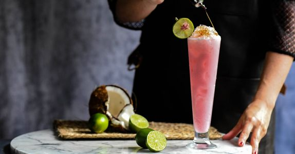 The Hibiscus Colada Recipe