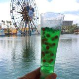 "This New Smoking Green Drink From Disney Is a Dream to Look at - but OMG, Those ""Cherry Pearls"""
