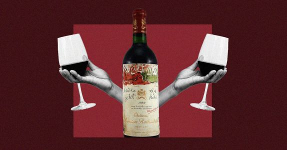Young Couple Orders $18 Wine, Accidentally Receives Wall Street Execs' $2,000 Mouton Rothschild