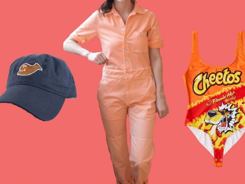 Rainbow Jumpsuits, an Everything Bagel Float, and More Things to Buy This Week