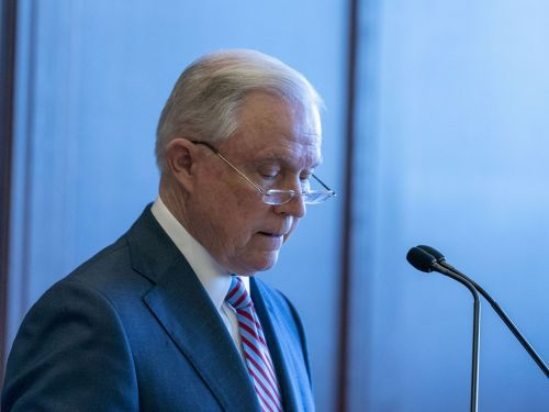 Jeff Sessions Ate at Two Mexican Restaurants on Day He Gave Speech on Immigration