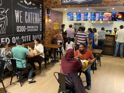 Dickey's Barbecue Pit Expands to Pakistan