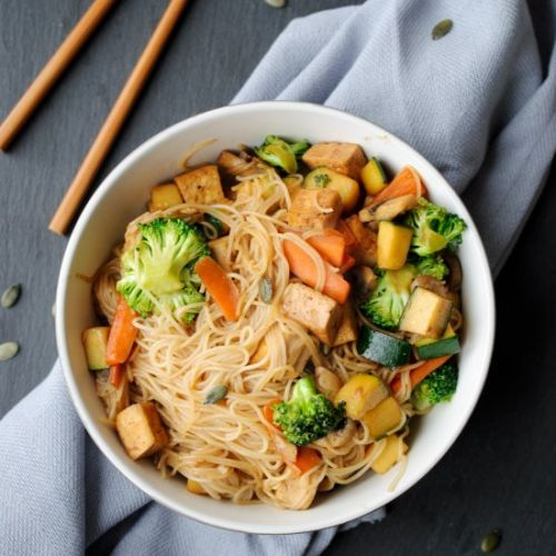 Super-Easy Chinese Noodles