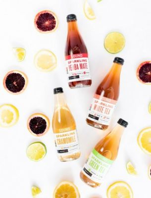 Drink of the Week: SOUND Sparkling Tea