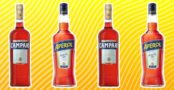The Difference Between Campari and Aperol, Explained
