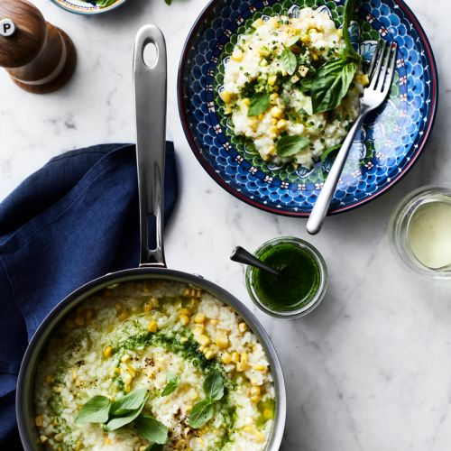 How to Make the Best Risotto Ever