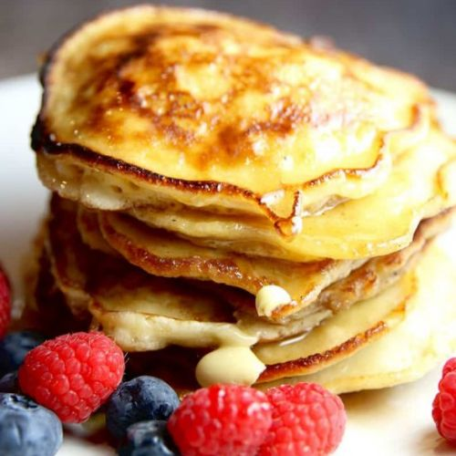 Buttery Pancakes