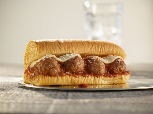 Even Subway's Meatball Marinara Subs Are Going Meatless