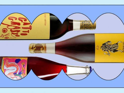 What Goes Into Designing a Wine Label?