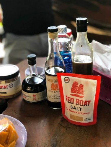 A Visit to Red Boat Fish Sauce in Vietnam
