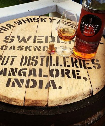 India's Craft Distillers Are Shaking Up the World's Biggest Whisky Market