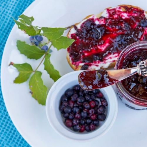 Montana Mountain Berry Jam