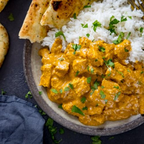 Easy Chicken Korma