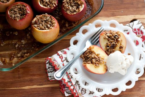 Quick and Easy Baked Apples
