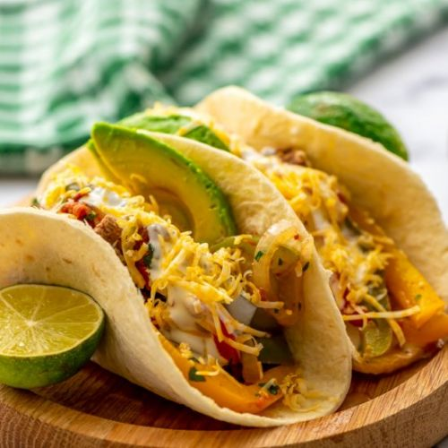 Crock Pot Fajitas