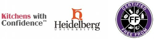 Heidelberg University passed rigorous food allergen audit by Kitchens with Confidence, a division of MenuTrinfo
