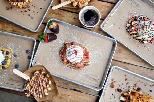 Press Waffle Co. Celebrates Grand Opening of First Oklahoma City Location
