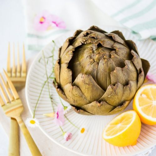 Instant Pot Easy Artichokes