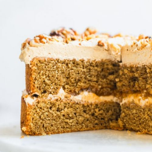 Coffee Layer Cake