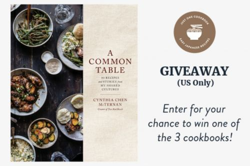 'A Common Table: 80 Recipes and Stories from My Shared Cultures' Cookbook Giveaway