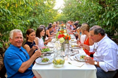 Pop-up restaurant dinners come to Lodi wine country!