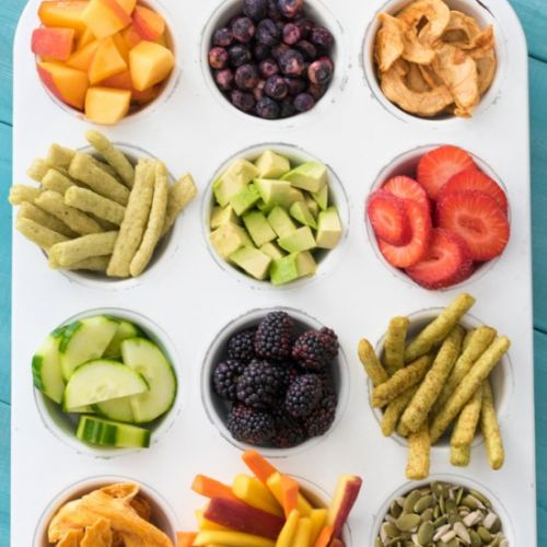 Healthy Snacking Tips for Kids