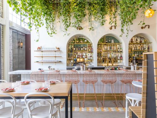 Bavel Has the 2018 Restaurant Design of the Year